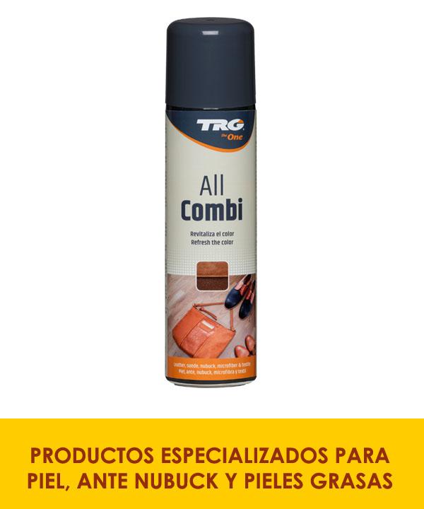 productos especializados para piel, ante, nubuck y pieles grasas