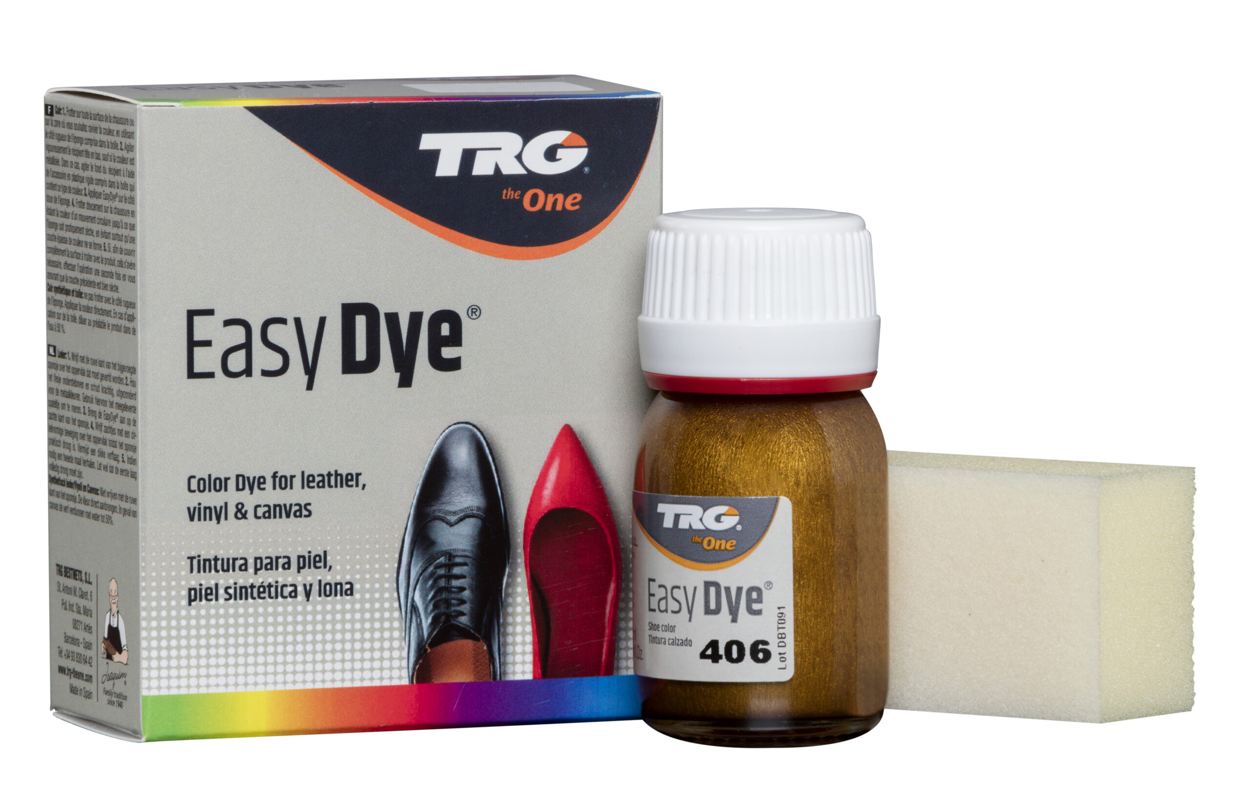 Compra on line pinturas fluorescentes y metálicas para tus zapatos, bolsos y sneakers